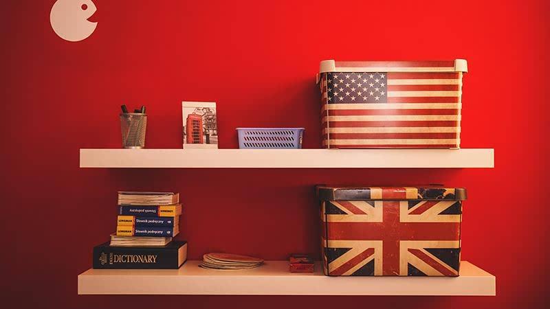 Inglés británico e inglés americano: ¿cuáles son las diferencias?